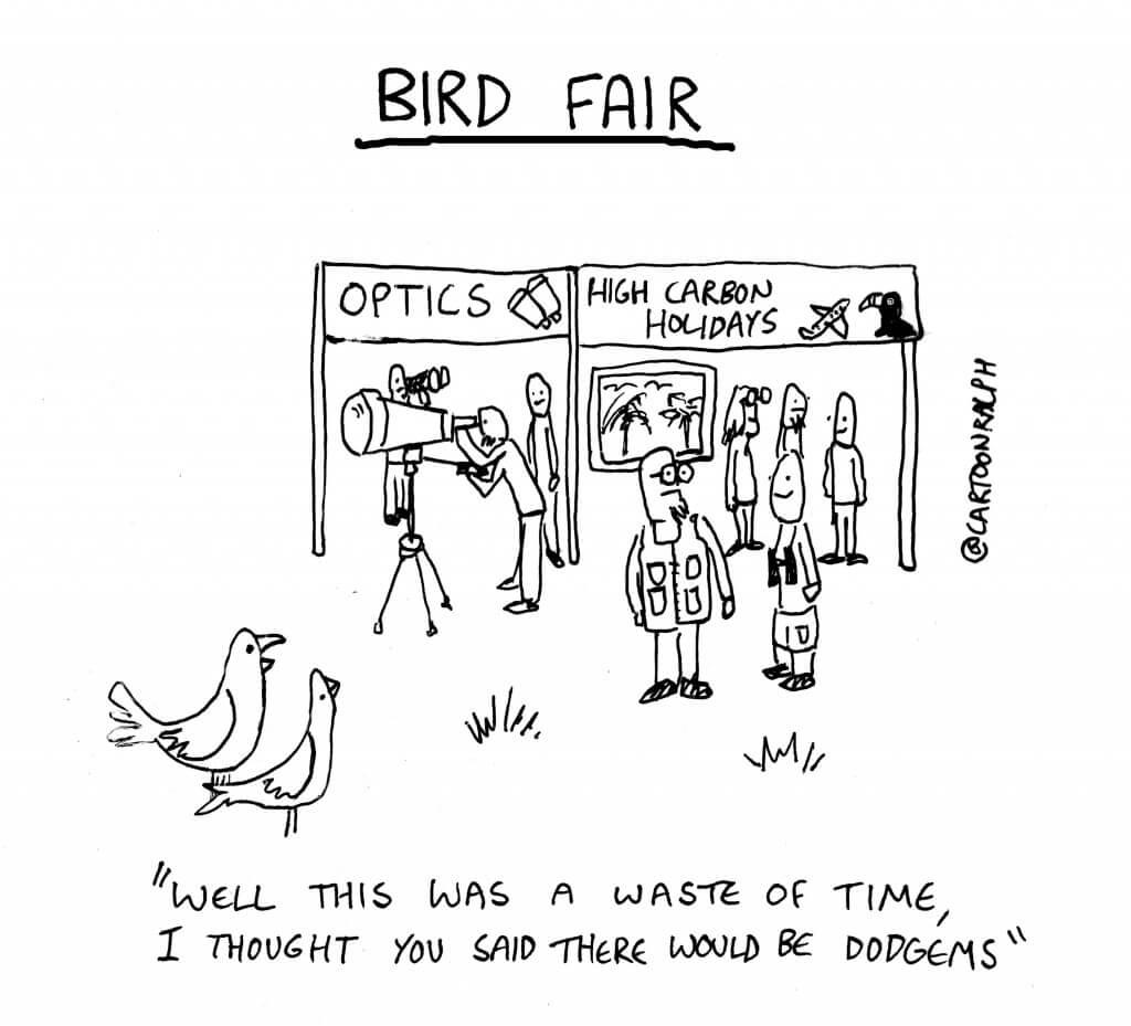 Recognise anyone?  Cartoon by Ralph Underhill @cartoonralph