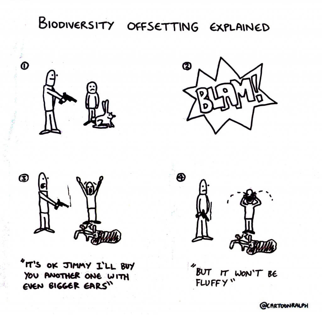 biodiversity offsetting