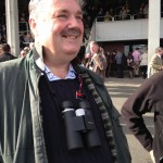 Your (?) Minox binoculars having a winning day at Cheltenham races