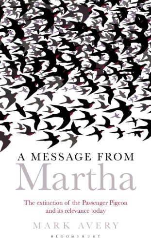 Mark Avery: A Message from Martha