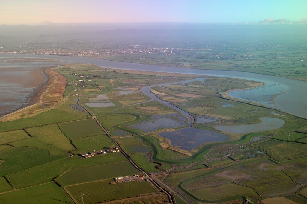 Steart managed realignment scheme, Somerset