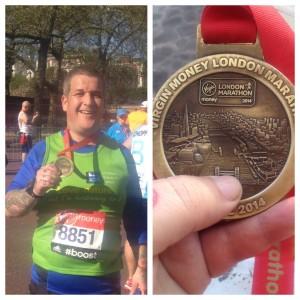 london medal