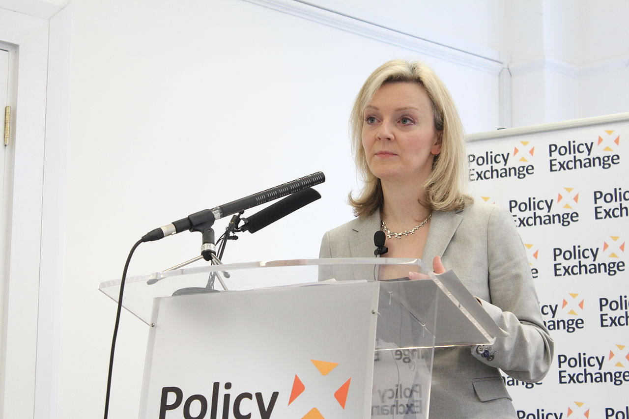 An Environment minister who is ineffective. Photo: Policy exchange via wikimedia commons