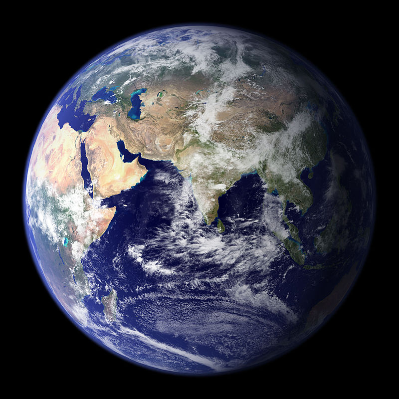 Photo: NASA via wikimedia commons