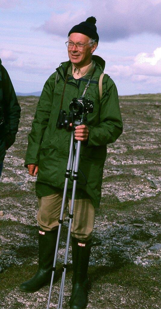 Derek Ratcliffe on Ben Armine