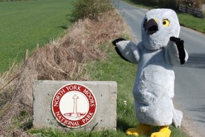Henry visits the North York Moors