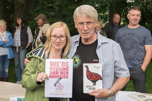 Photo via Terry Pickford. Terry holding a rather good book (donated to a raffle by its publisher Bloomsbury)