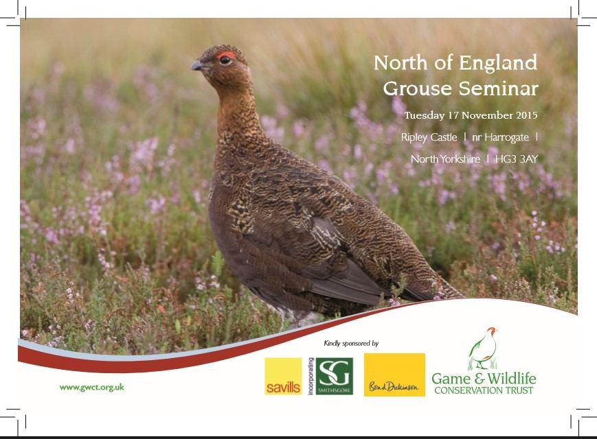 Grouse seminar programme cover - Copy