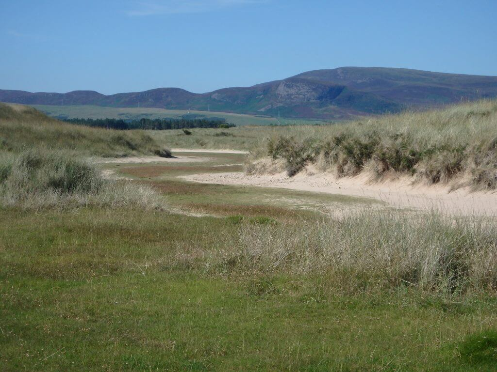 Coul Links. Photo: Alison Searl/RSPB Scotland