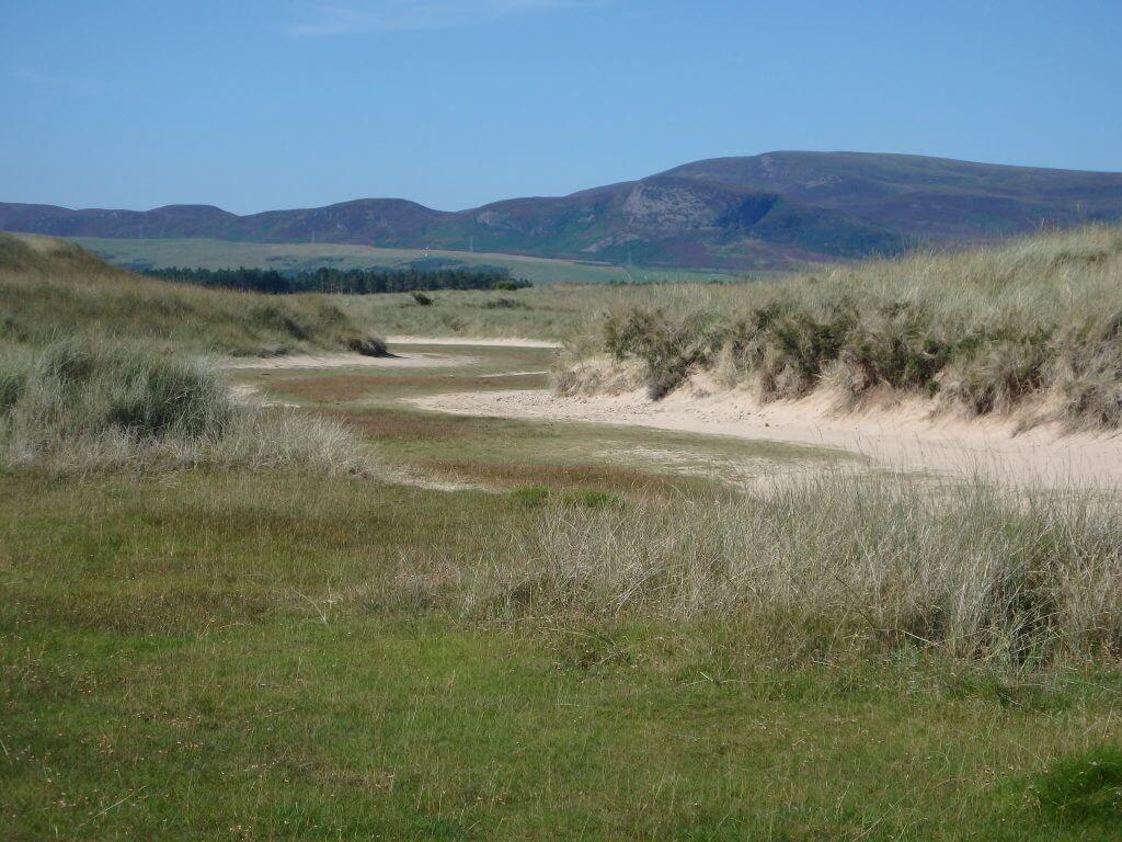 Coul Links. Photo: Alison Searl/RSPB Scotland