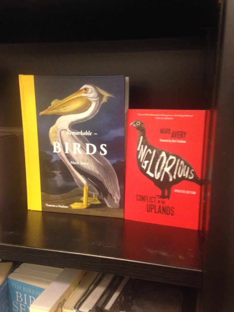 As seen in Waterstones Piccadilly